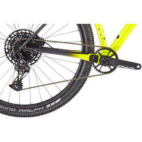 Cannondale F-Si Carbon 5, amarillo/negro
